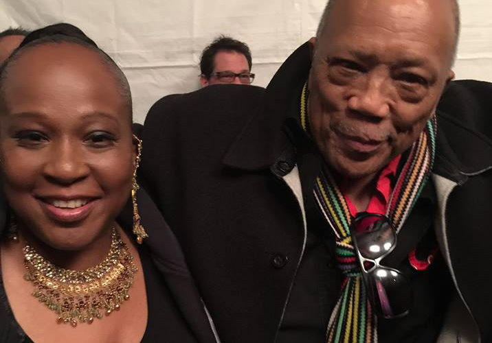 Quincy Jones - Monterey Jazz Festival